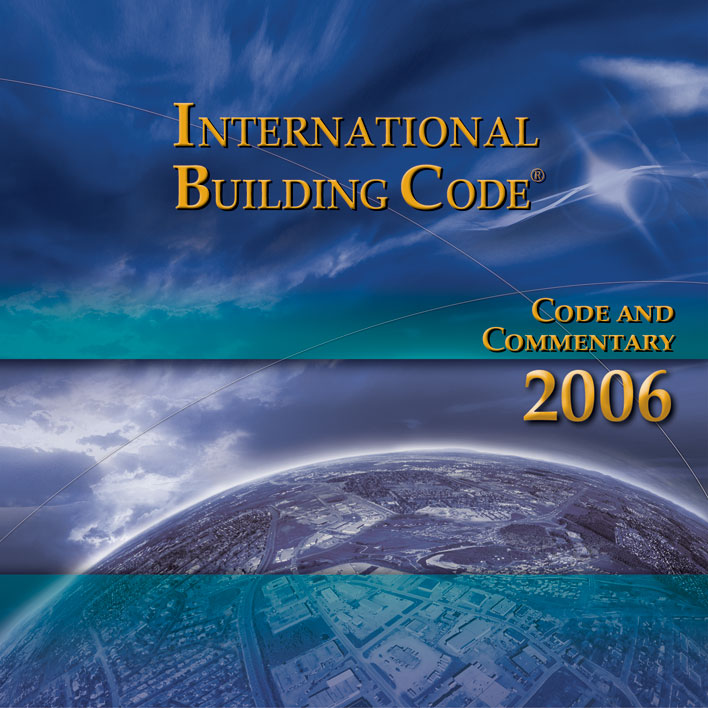 2006 International Building Code and Commentary Product Image