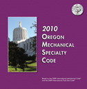 2010 Oregon Mechanical Specialty Code product image