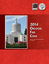 2014 Oregon Fire Code cover image