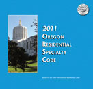 2010 Oregon Residential Specialty Code product image