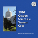 2010 Oregon Structural Specialty Code cover