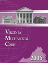 State of Virginia Mechanical Code cover image