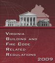 2009 State of Virginia Building and Fire Code Related Regulations cover image