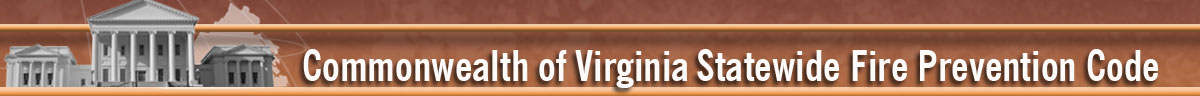 2009 Commondwealth of Virginia Statewide Fire Prevention Header Banner