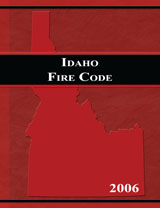 Idaho Fire Banner Product Image
